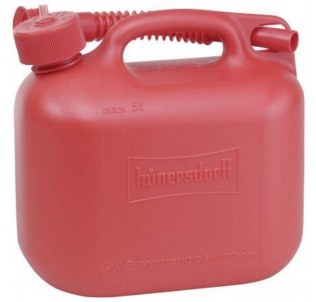 25 Liter Kanister mit Zapfpistolenpumpe