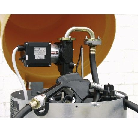 Elektropumpe 24 V für DT-Mobil Tankanlagen