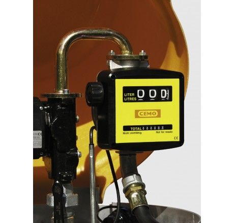 Zählwerk - Zubehör für DT-Mobil Elektropumpen