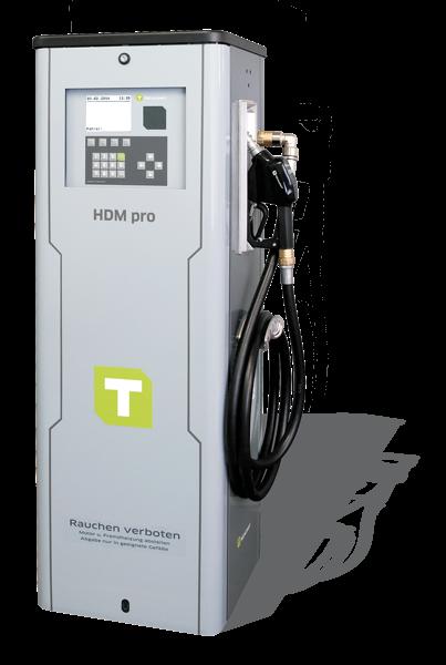 Dieselzapfsäule HDM 50 pro