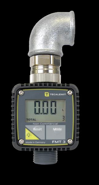 Durchflussmesser FMT 3, Nachrüstsatz HORNET W 50 / 80