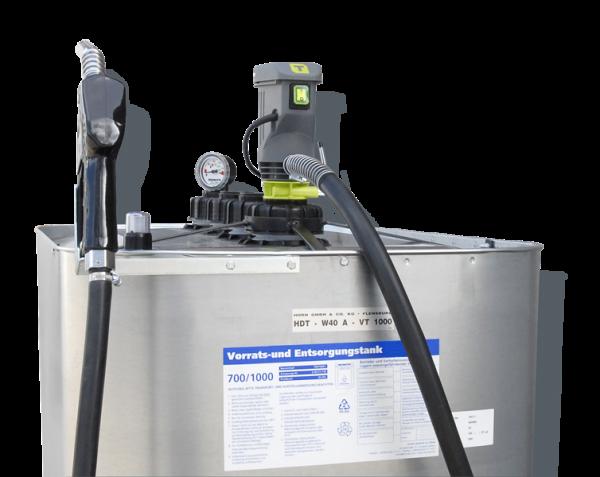 Dieseltankanlage HDT-W 40A -VT 1000