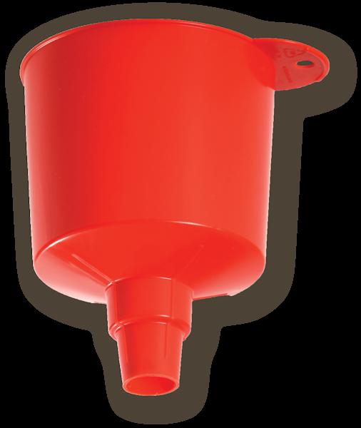 Kunststoff-Flaschtrichter
