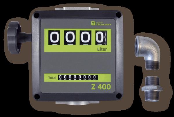 Durchflussmesser Z400, Nachrüstsatz für HORNET W 50 / 80