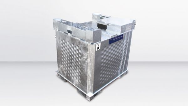 Kraftstoffcontainer QUADRO-AG Diesel