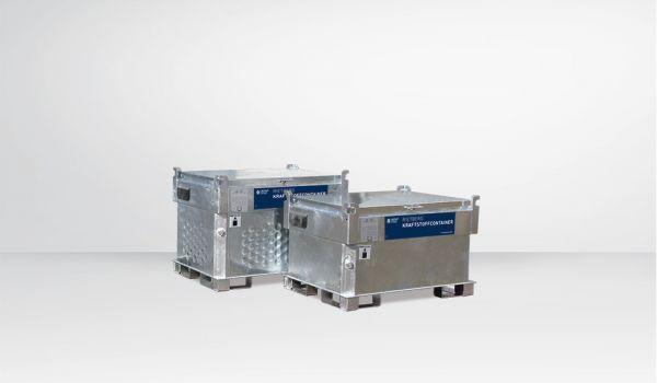 Kraftstoffcontainer QUADRO-CV Diesel