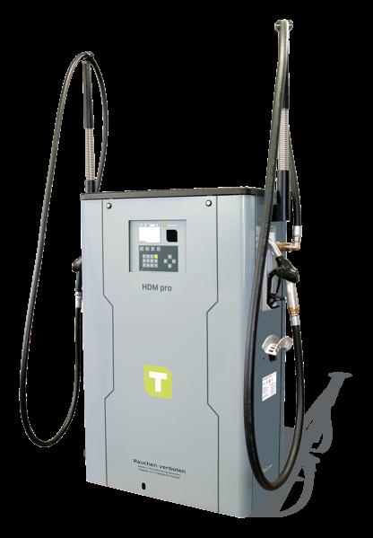 Dieselzapfsäule HDM 150/50 pro