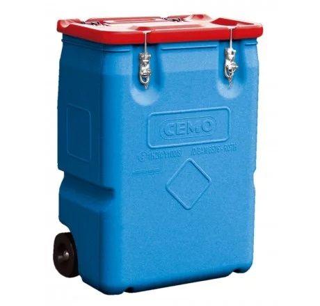 Multi-Box 250 Liter mit Gefahrgut-Zulassung