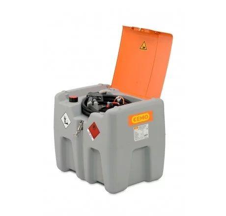 Dieseltankanlage DT-Mobil Easy 210 Liter mit Pumpe CENTRI SP30