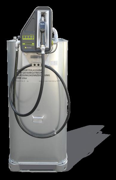 Dieseltankstelle HDT-Diesel-Eco-Box-VT 1000
