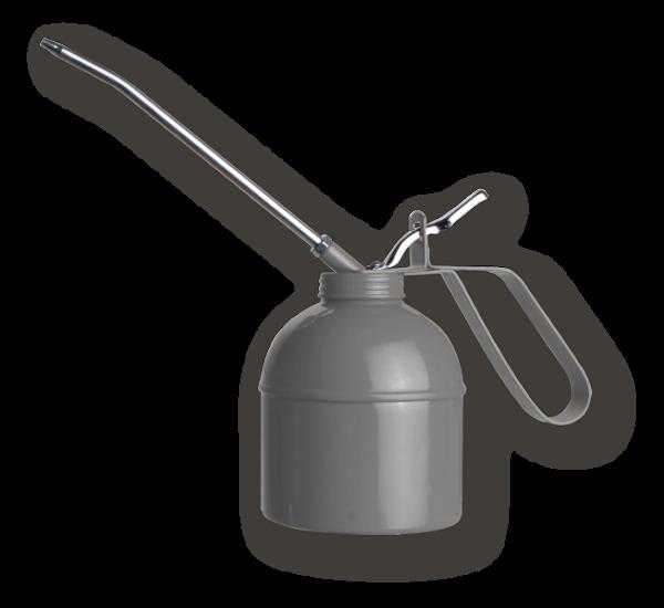 Industrieöler, Metall, mit Spritz- und Flexrohr