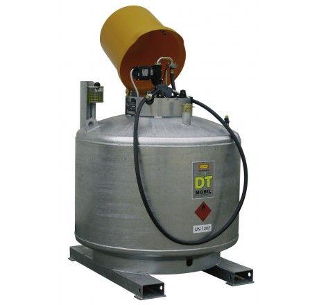 Mobilpaket 980 Liter - doppelwandig