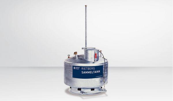 Gefahrstoffsammler GS-TP-ELH bis 995 Liter