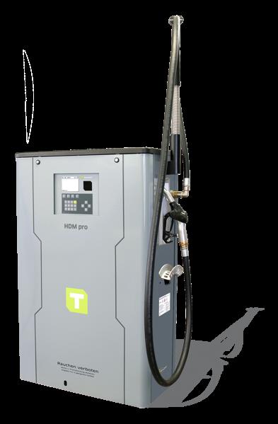 Dieselzapfsäule HDM 150 pro